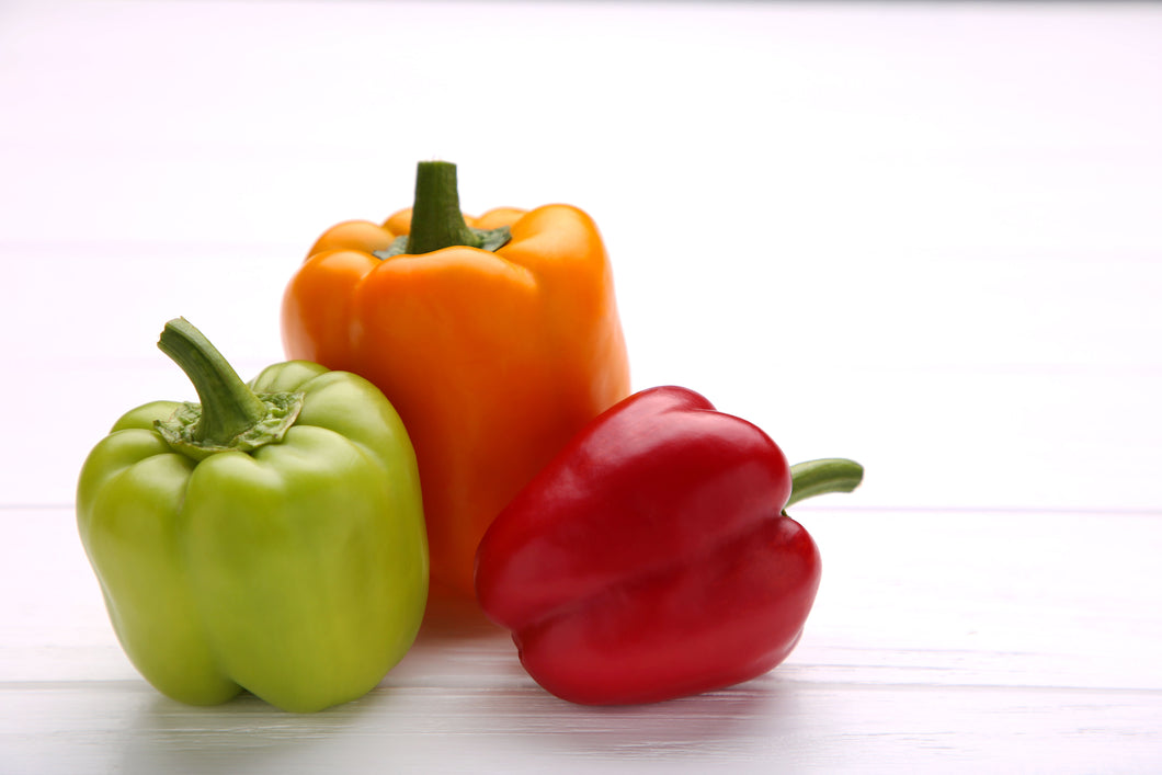 Red and Yellow Bell Peppers (6 Pack)