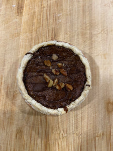 Pie Junkie Mini Chocolate Brownie Pie (Frozen)