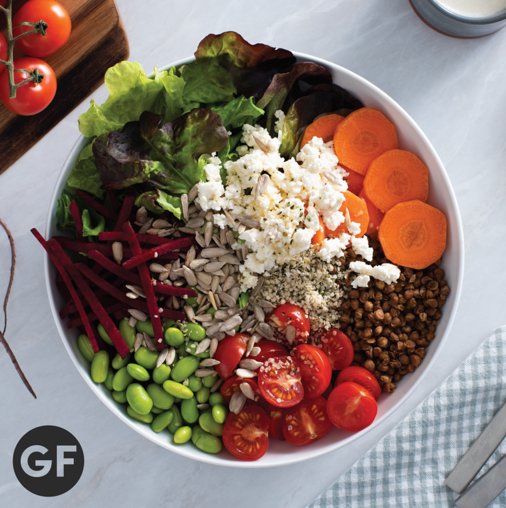 Inspired Go Superfood Salad