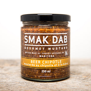 Smak Dab - Beer Chipotle Mustard