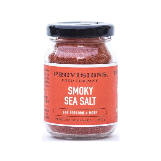 Smokey Sea Salt (100g)