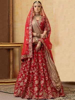 Mind Blowing Wedding Lehenga