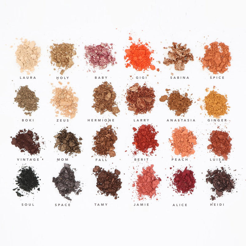 "Eyeshadow Palette ""Summernights"""