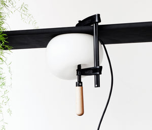 Squeeze Ball Lamp