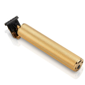 Cordless Cutting T-Blade Clipper-Gold