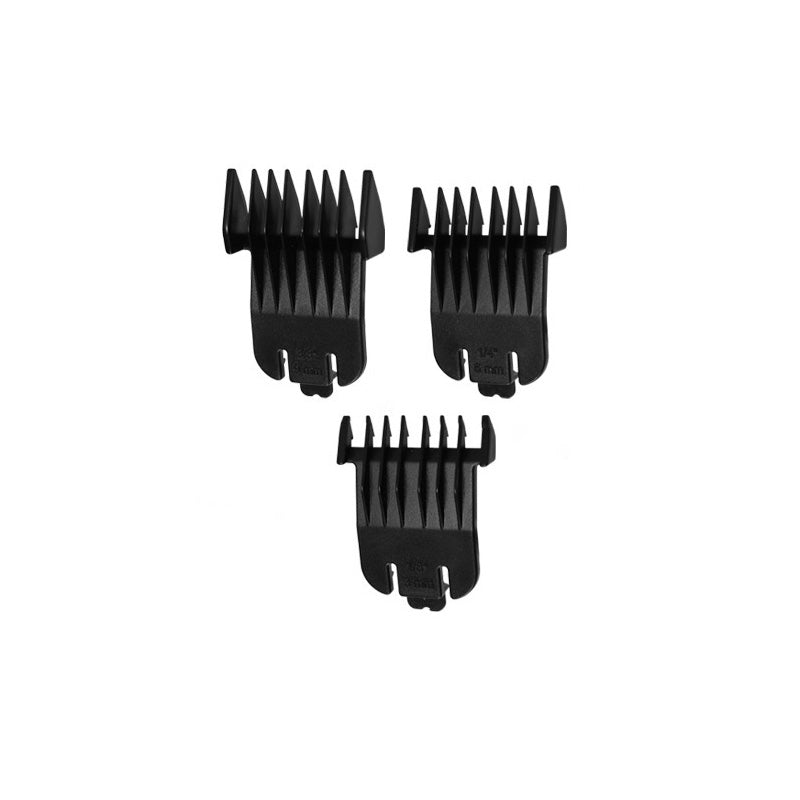 3 Guide Combs for Retro Clipper