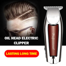 Load image into Gallery viewer, USB Rechargeable Modeling Electric Clipper