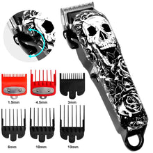 Load image into Gallery viewer, Graffiti Retro Professional Hair Clippers