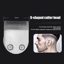 Load image into Gallery viewer, 3 in 1 Cordless Retro Electric Haircut Set