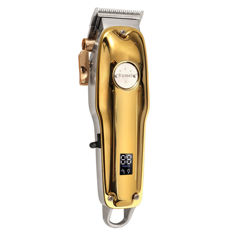 KEMEI 1986 Professional Hair Clipper With LCD Display