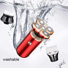 Load image into Gallery viewer, 5 in 1 Washable 3D Floating Razor