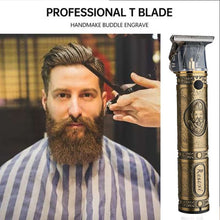 Load image into Gallery viewer, 2020 New Style Cordless Cutting T-Blade Clipper