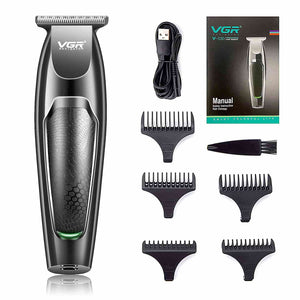 Gradient Professional Cordless Electric Hair Clipper With LCD