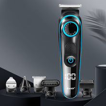 Load image into Gallery viewer, 5-in-1 Multi-Function Electric Clipper With LCD Display