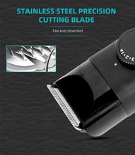 Load image into Gallery viewer, 20-Gear Adjustable Length Hair Clipper