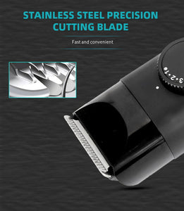 20-Gear Adjustable Length Hair Clipper