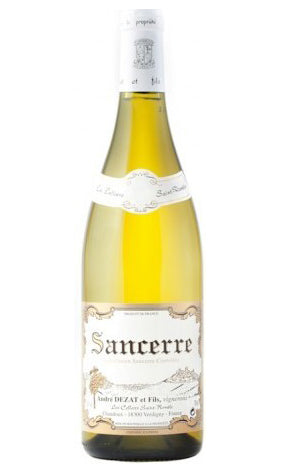 Valentines Day Delivered Andre Dezat Sancerre 2019