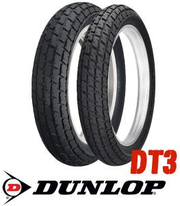 DUNLOP FLAT TRACK RACE DIRT TIRES
