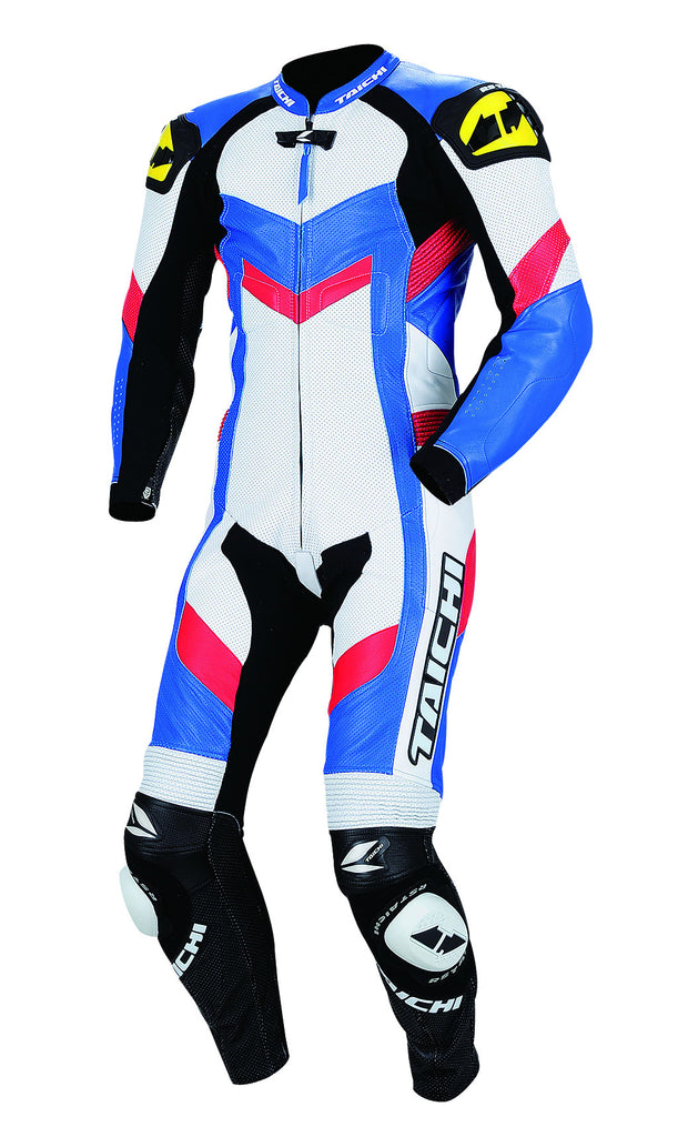RS Taichi Leather Race Suit GP-MAX R102