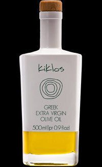 One Bottle of Kiklos Olive Oil
