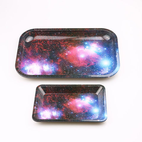 Starry Galaxy Tray (Trippy)