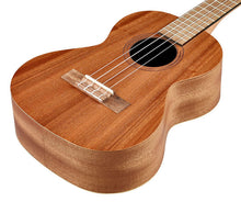 Load image into Gallery viewer, Snail SUC-M3 All Solid Mahogany Concert Ukulele Gloss Finish