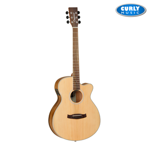 Tanglewood DBT-SFCE-PW | Electro Acoustic Guitar