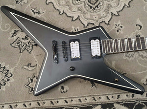 Jackson Gus G Star JS32 Satin Black with Amaranth Fingerboard | Electric Guitar | USED APPROVED