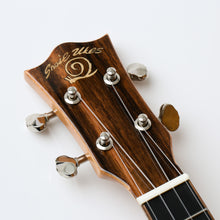 Load image into Gallery viewer, SNAIL BH-1C SPALTED MAPLE CONCERT UKULELE GLOSS FINISH