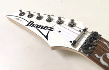 Load image into Gallery viewer, Ibanez Jem Jr White Left Handed| USED APPROVED | Electric Guitar