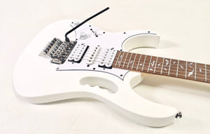 Ibanez Jem Jr White Left Handed| USED APPROVED | Electric Guitar
