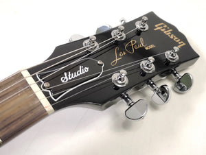 Gibson Les Paul Studio Black 2019 |APPROVED USED|Electric guitar