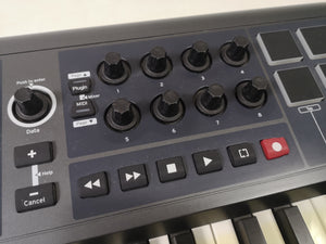 Novation Impulse 25 midi keyboard controller |USED APPROVED|Accessories