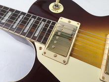 Load image into Gallery viewer, Vintage LV100TSB Lefthand Tobacco Sunburst|USED APPROVED |Electric guitar.