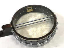 Load image into Gallery viewer, Gold Tone WL-250+ White Ladye Plus Deluxe Open Back Banjo |USED APPROVED|
