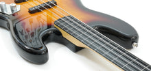 Load image into Gallery viewer, Squier Fretless Vintage Modified Jazz Bass in 3 Colour Sunburst Electric bass [USED APPROVED]