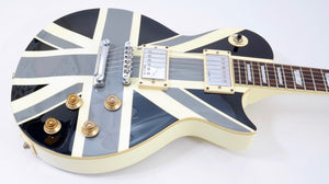 Indie les paul Union Jack Electric guitar [USED APPROVED]