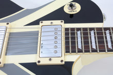Load image into Gallery viewer, Indie les paul Union Jack Electric guitar [USED APPROVED]