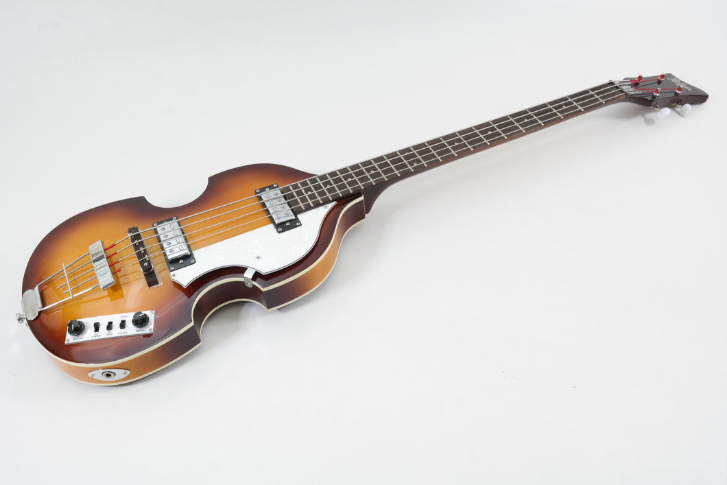 Hofner Ignition Violin Bass in Sunburst Bass Guitar [USED APPROVED]