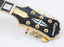 Load image into Gallery viewer, Epiphone Zakk Wylde Les Paul Custom Bulls Eye Electric guitar [USED APPROVED]