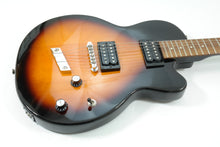 Load image into Gallery viewer, De armond M-65 Les Paul Tobacco Sunburst Single Cutaway Vintage Electric Guitar [USED APPROVED]