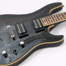 Load image into Gallery viewer, Spear T200 Quilt Top Black ElectricGuitar [USED APPROVED]