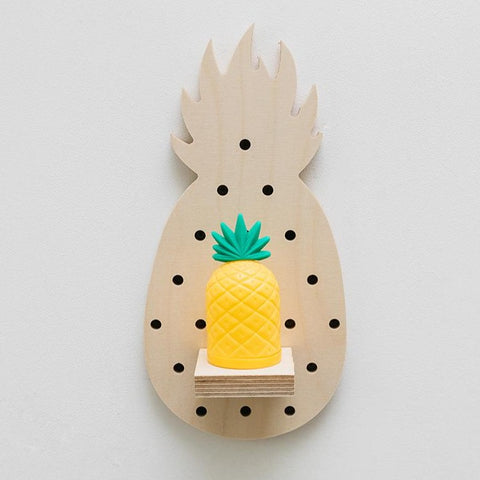 Boutique iTEMS - Pegboard petit ananas de la marque basque Little Anana.