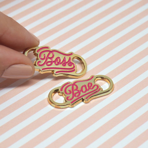 "Boutique iTEMS - Lace locks ""Boss Bae"" de la marque Lolita Picco."