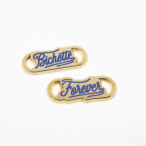 "Boutique iTEMS - Lace locks ""Bichette Forever"" de la marque Lolita Picco."