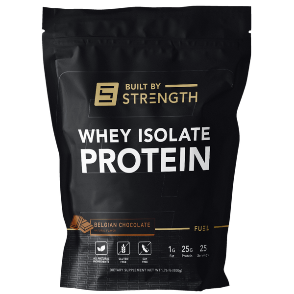 BuiltByStrength - Whey Isolate Protein