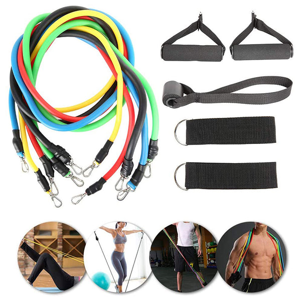 Resistance Bands Kit with Anchor