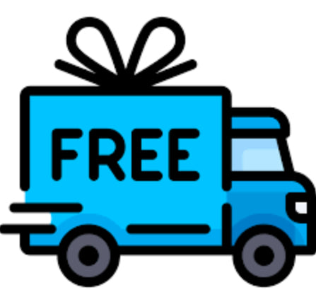 Now offering Free Delivery!