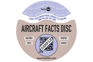 Aircraft Facts Disc