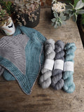 Dyed to order - Ewe York Kit by Susanna Sommer